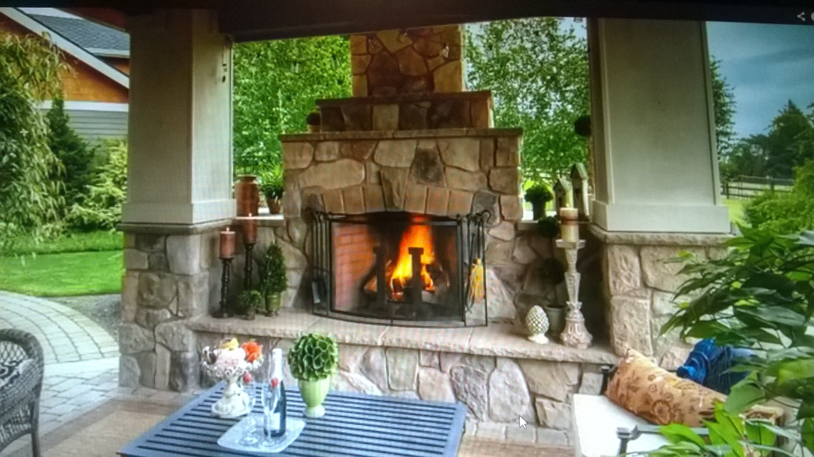 Backyards N More | Custom Outdoor Kitchens & Fireplaces ... on Custom Backyards id=31590