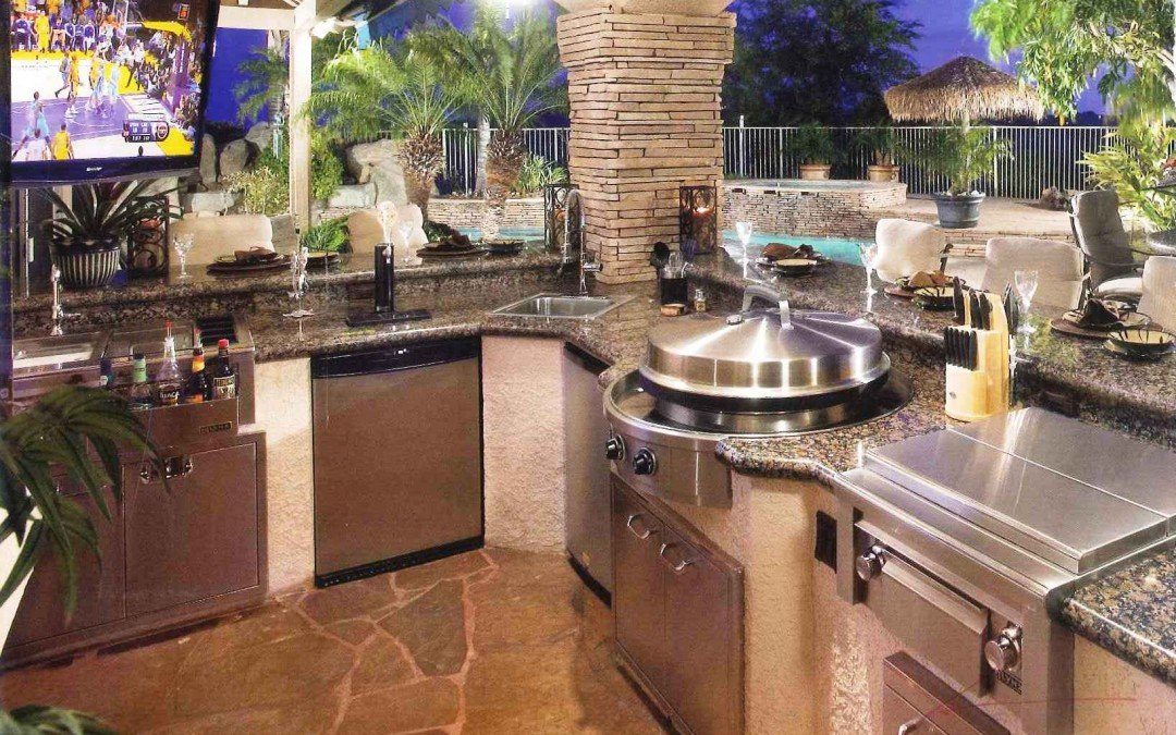 Build Your Dream Outdoor Kitchen