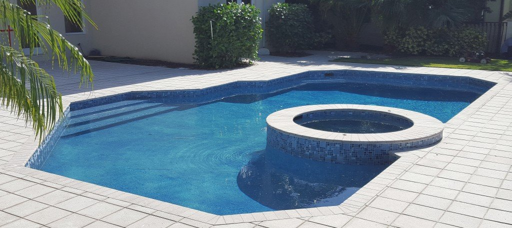 Custom Pool Project