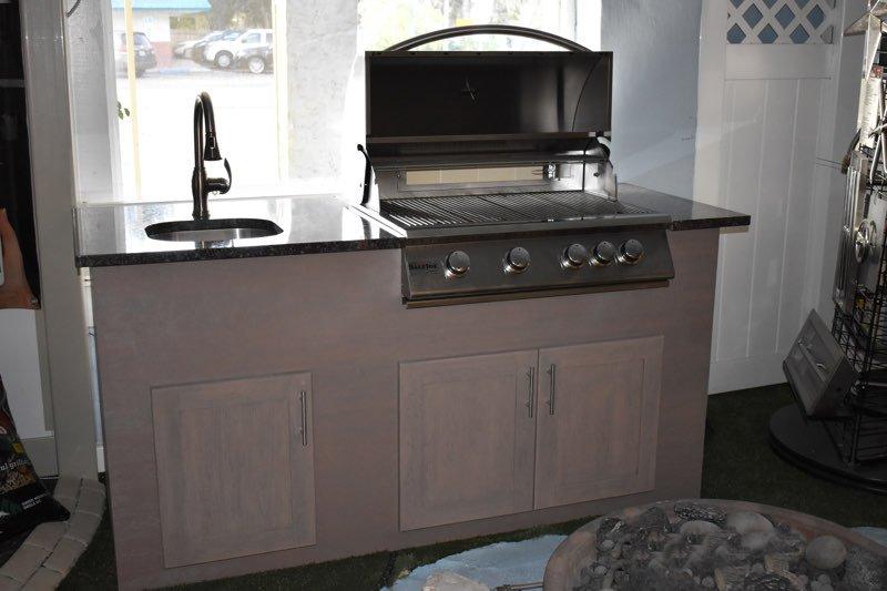 6 Foot Outdoor Kitchen Smokin Deal